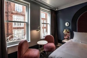 Henriette Hotel London