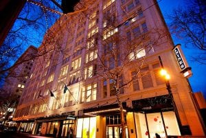 Hotel Nines Portland