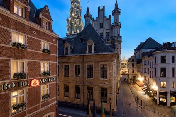 Brussels Hotels