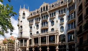 Casa Fuster Barcelona