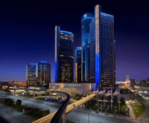Marriott Hotel Renaissance Detroit