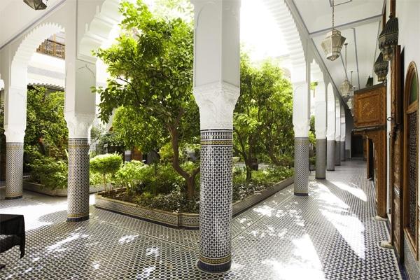 Hotel Palais Amani Fez