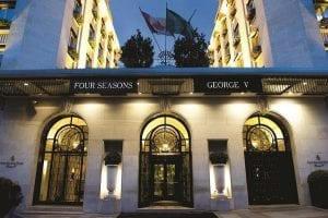 George V Hotel Paris