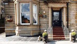 Alfred Hotel Glasgow
