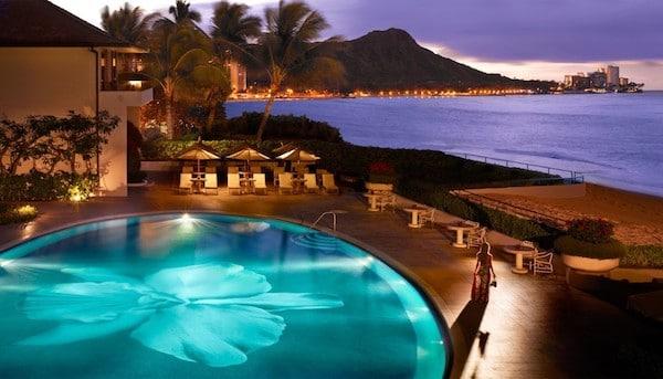 Halekulani Hawaii