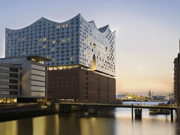 Westin Hotel Hamburg