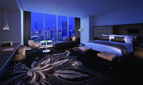 Jumeirah Etihad Towers Abu Dhabi