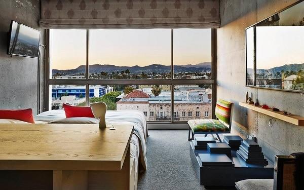 Line Hotel Los Angeles