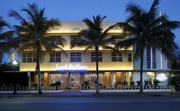 Lord Balfour Hotel Miami