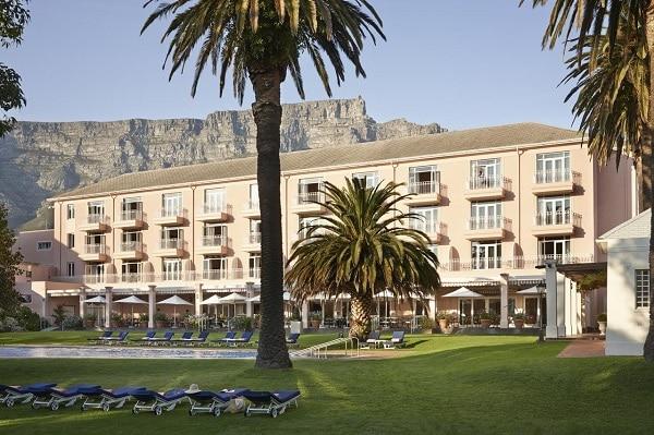 Mount Nelson Cape Town