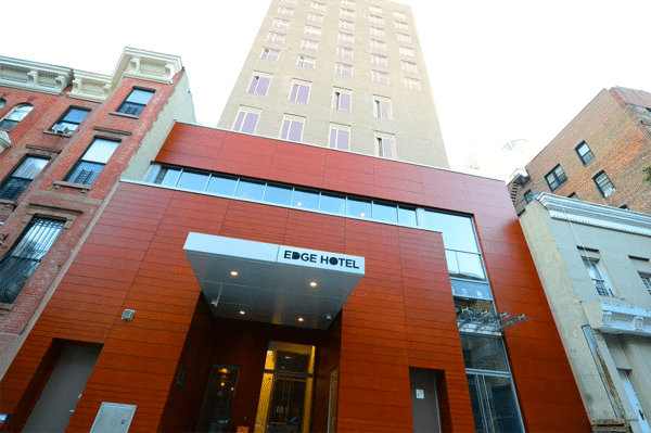 Edge Hotel NYC