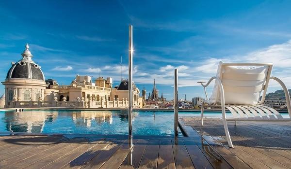 Ohla Hotel Barcelona
