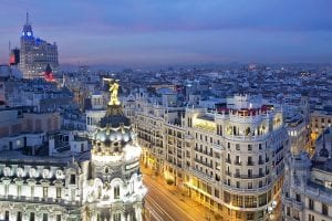 The Principal Hotel Madrid