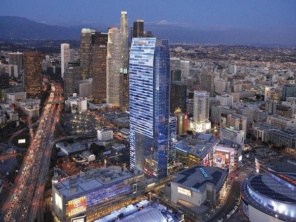 Ritz Carlton Hotel LA