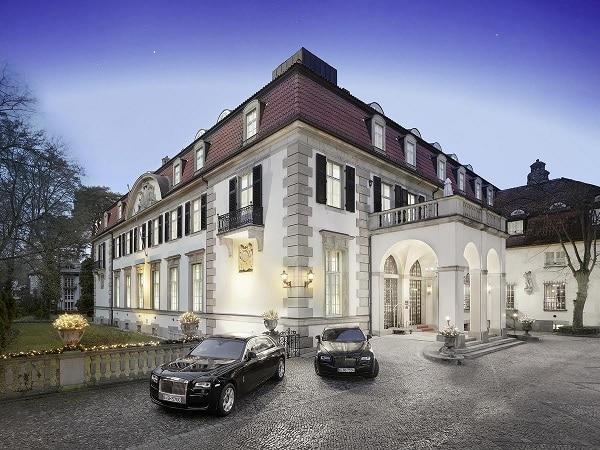 Schlosshotel im Grunewald Berlin