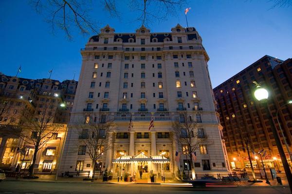Willard Hotel Washington