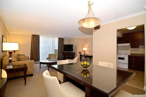 Albert Suite Ottawa
