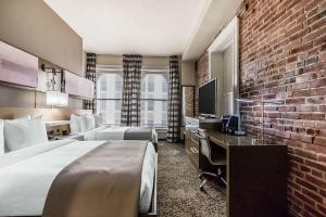 Napoleon Hotel Memphis