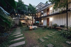 Yard Hostel Bangkok