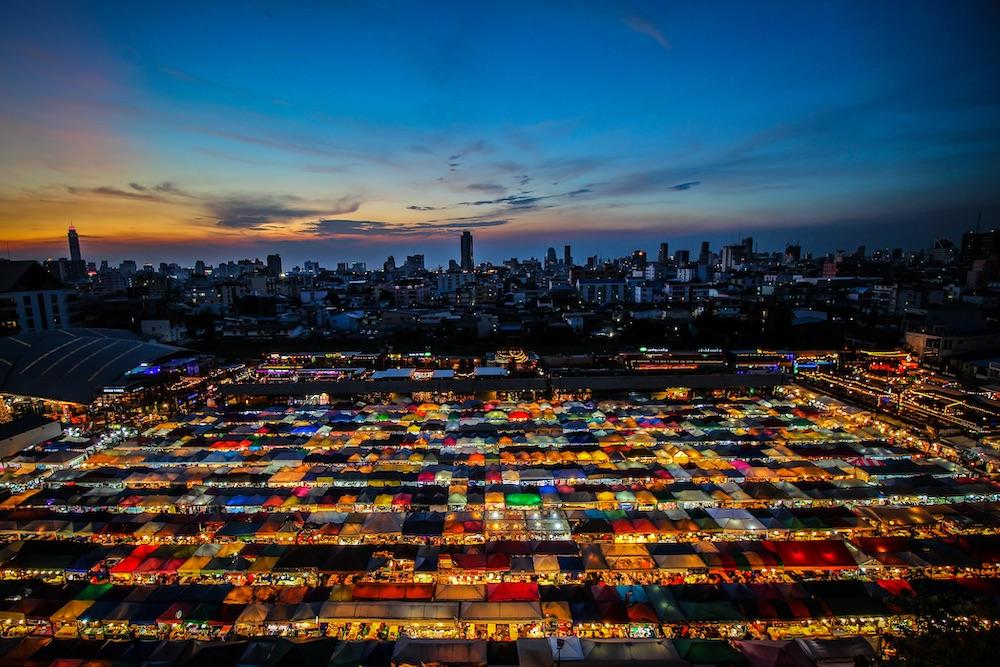 Bangkok areas
