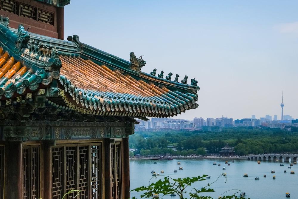 Beijing areas