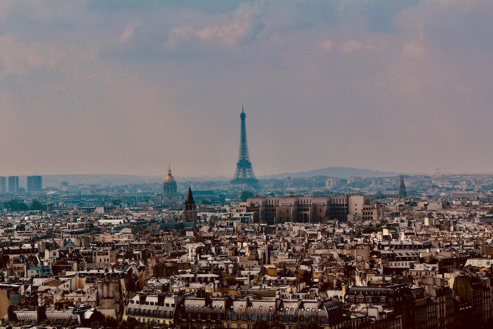 best areas in paris