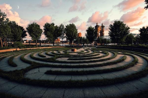 Cincinnati garden