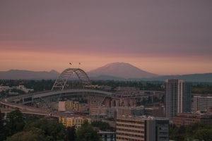 Portland areas