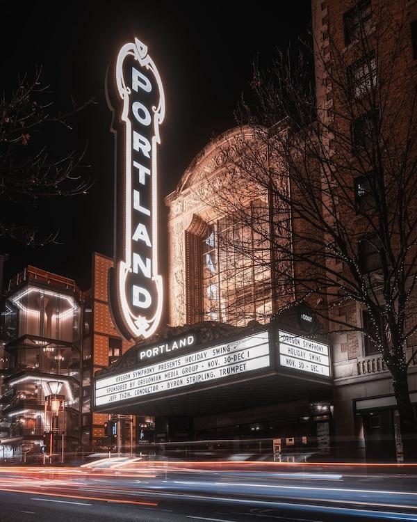 Portland cinema