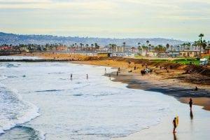 San Diego areas
