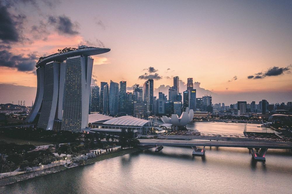 Singapore areas