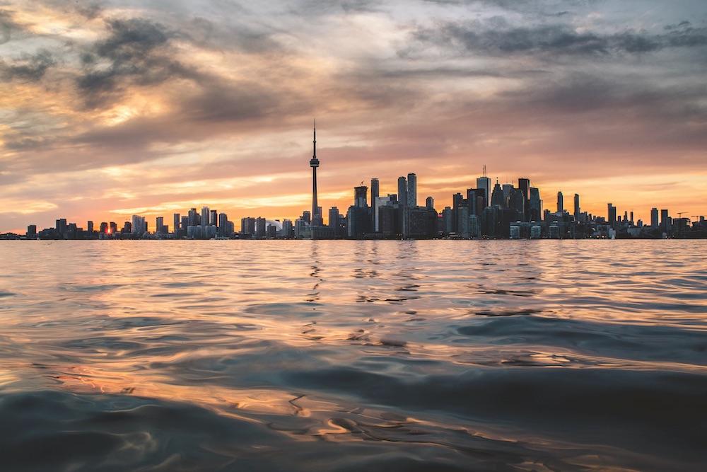 Toronto areas