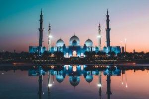 Abu Dhabi areas
