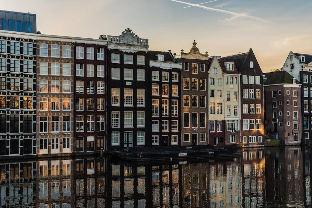 Amsterdam areas