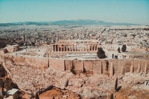 Athens areas