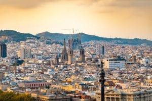 Barcelona areas