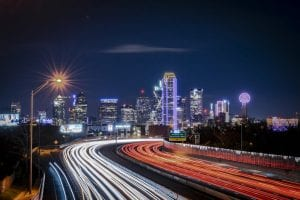 Dallas areas
