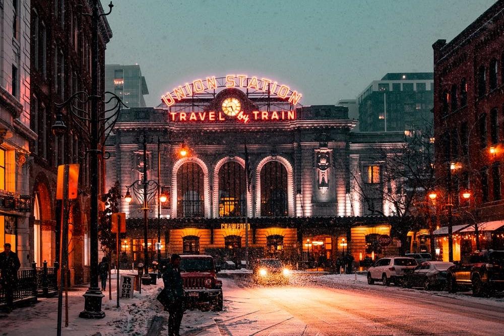 Denver areas