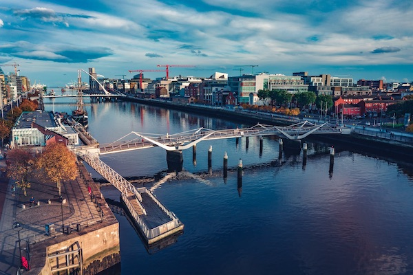 Docklands Dublin