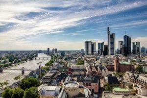 Frankfurt areas