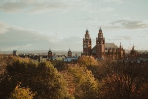 Glasgow areas