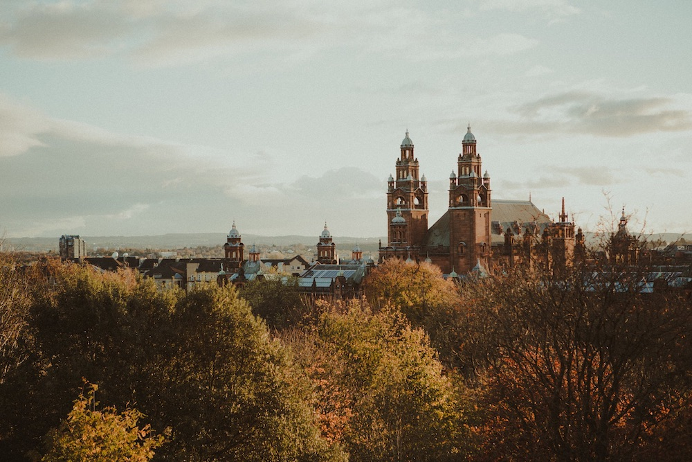Glasgow areas