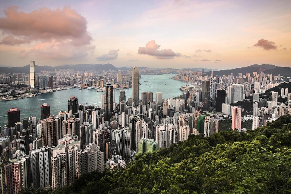 Hong Kong areas