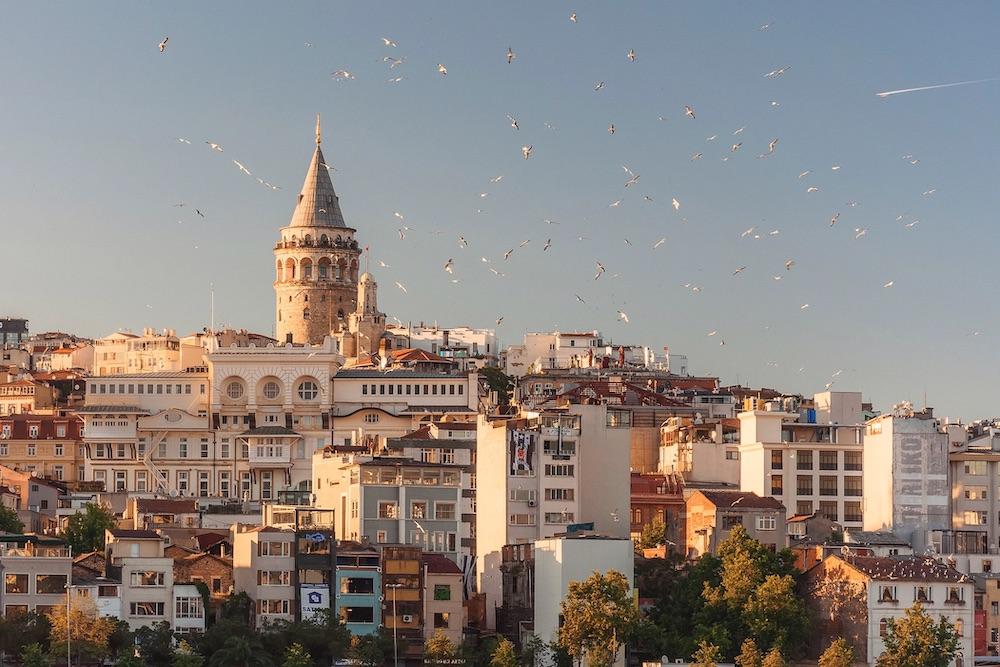 Istanbul areas