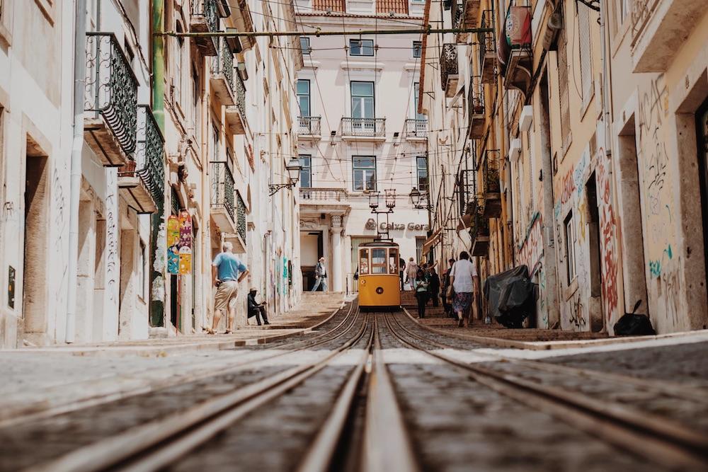 Lisbon areas