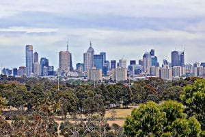 Melbourne areas