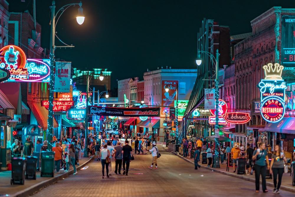 Memphis areas