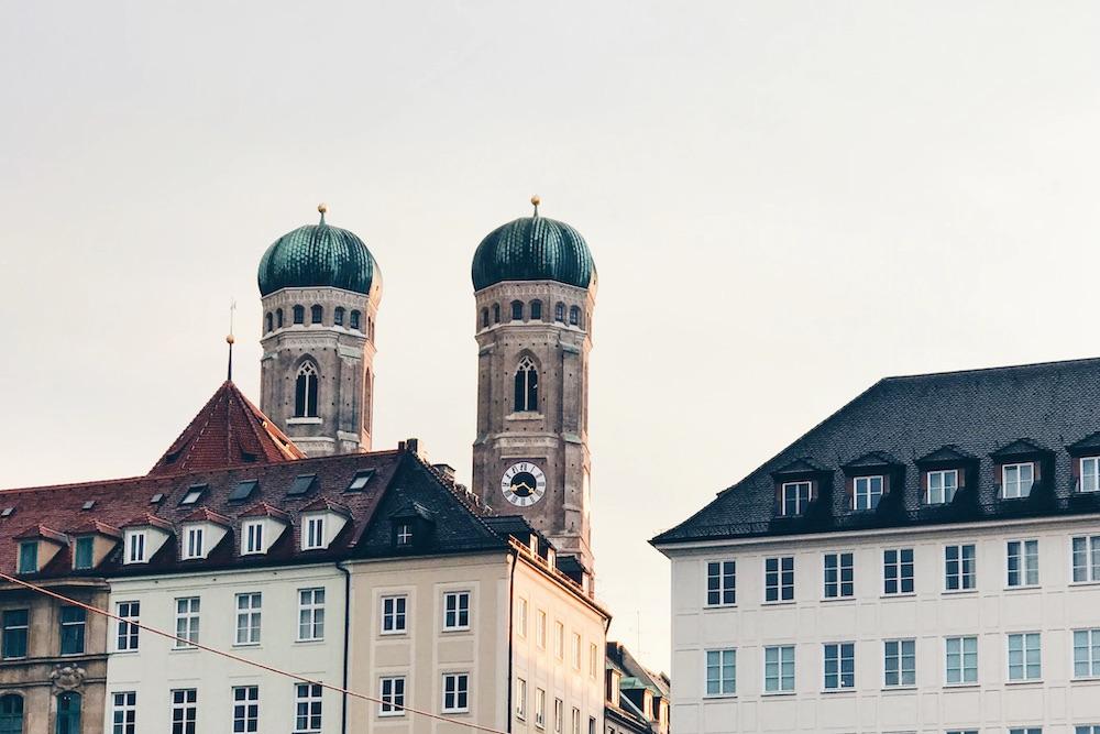 Munich areas