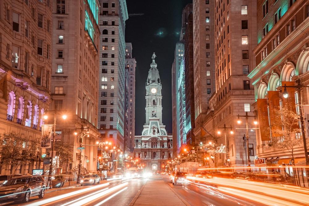 Philadelphia areas