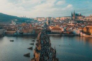 Prague areas
